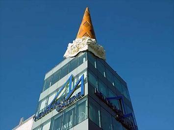 Gigantismo bambini ~ A spasso sui tetti più pazzi del mondo gigantismo gelato tutti