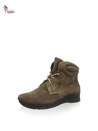 Think! Pensa, Chaussures à Lacets Femme, Braun (Espresso 41), 39 EU
