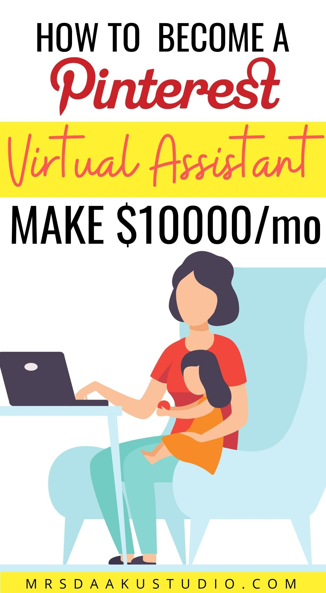 How to a pinterest virtual assistant interview 9