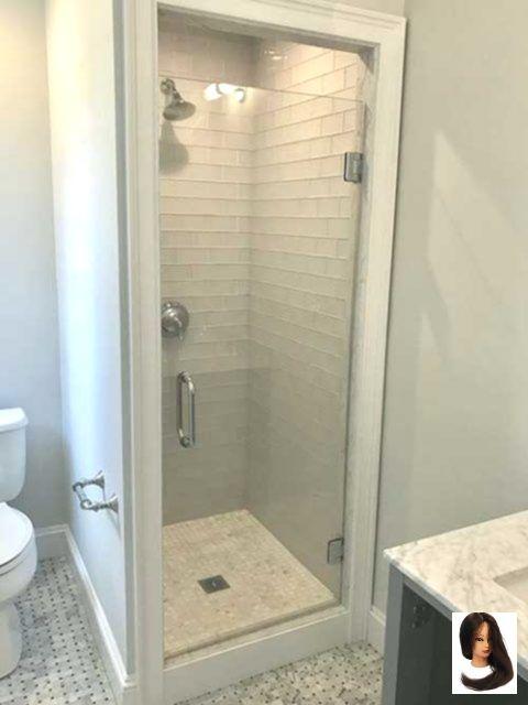 Frameless Single Door With Images Bathroom Remodel Shower Small Shower Remodel Small Bathroom With Shower