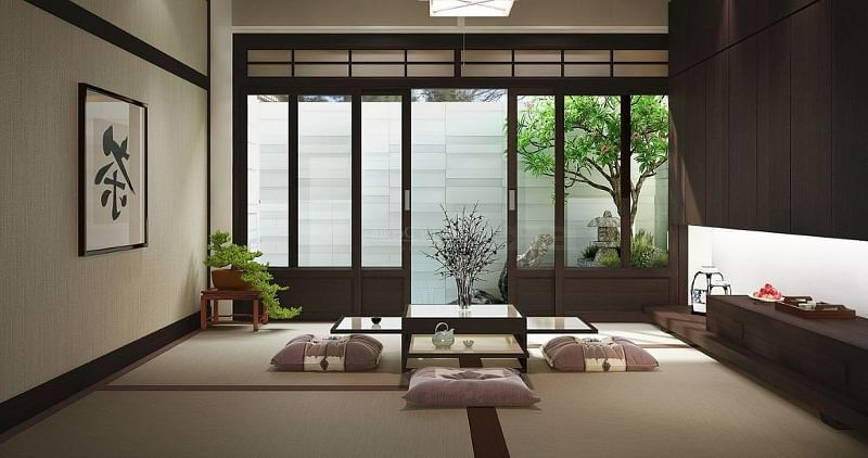 Get Inspired With Our Japanese Living Room Ideas The Best Images With Full Commentar Japanese Living Rooms Japanese Living Room Decor Japanese Interior Design