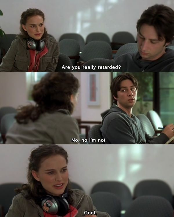 Garden State Lovely Indie Movie With Images Movies Quotes