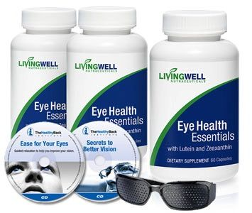 Eye Health Essentials contains the highest quality clinically-researched night vision enhancing nutrients that you'll find anywhere!