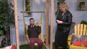 Easter Decor on a Budget, Spring Fashion, Outdoor Living and more.   Marc & Mandy Show