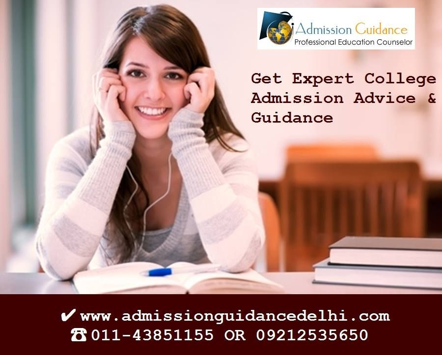 Get Expert College Admission Advice & Guidance 📚🗞 🎯 Need Help With College  Admission? Get Admissions information that's Just Right for you.