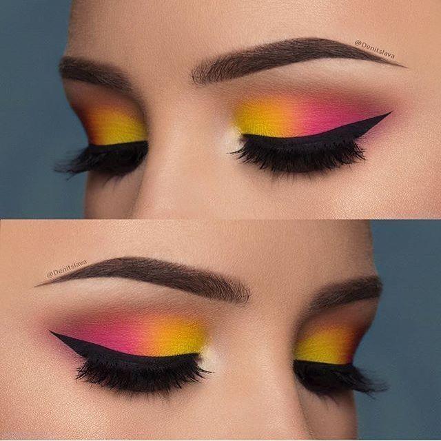 Lieben oder nicht? Doppeltippen für dieses Auge … #EyeMakeup Lieben oder nicht? … …