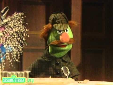 Sesame Street: Mysterious Theatre - Toast - Sherlock Hemlock