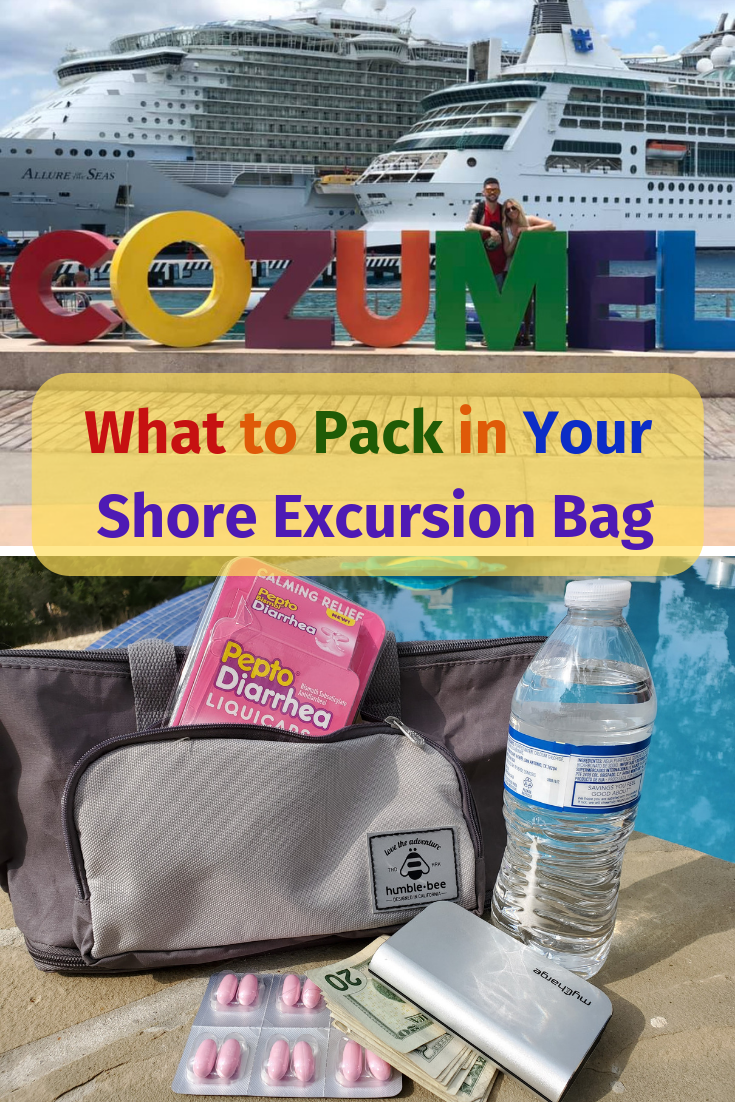 What to Pack in Your Shore Excursion Bag When You Are on a ...