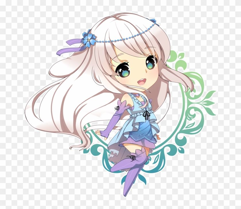 Sketch Chibi Commission For A Secret Commissioner Adorable Unicorn Girl 1253059 Anime Wolf Girl Cute Anime Chibi Chibi Drawings