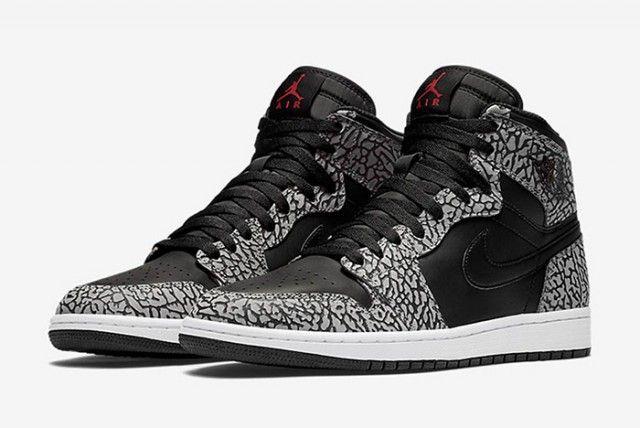 sports shoes 9ef99 4a988 ... netherlands air jordan 1 high black cement 0bb71 a56da