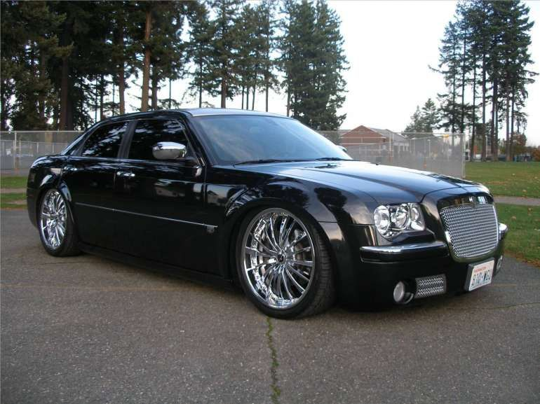 Custom Chrysler 300 Custom Chrysler 300 Pictures With Images