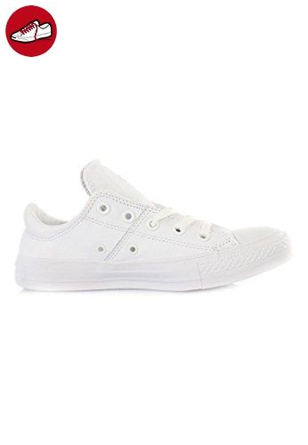 Converse Lederchucks Women CT AS MADISON OX 551585C Weiß, Schuhgröße:36.5  (*Partner
