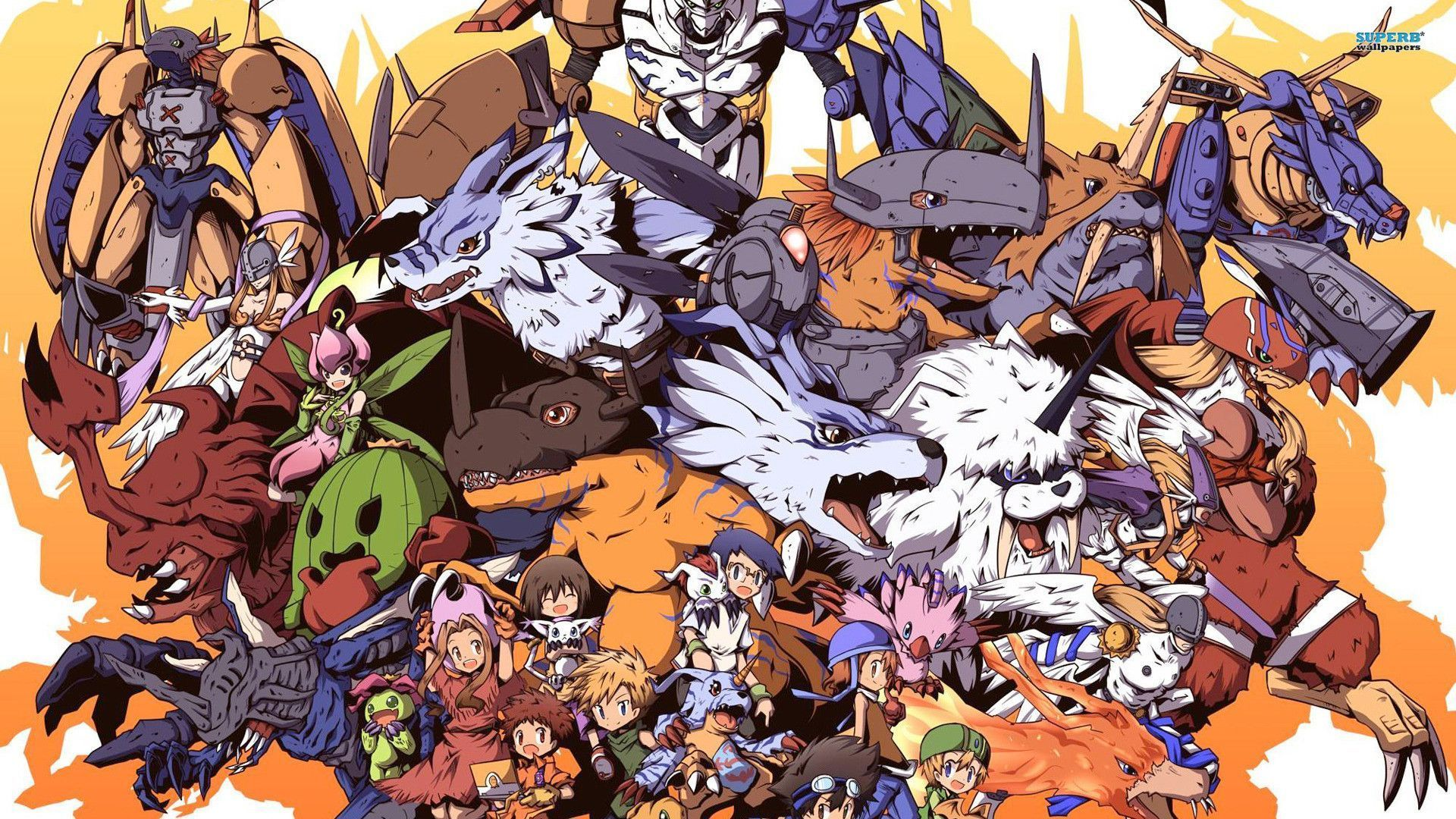 Digimon Wallpapers Wallpaper Cave Images Wallpapers