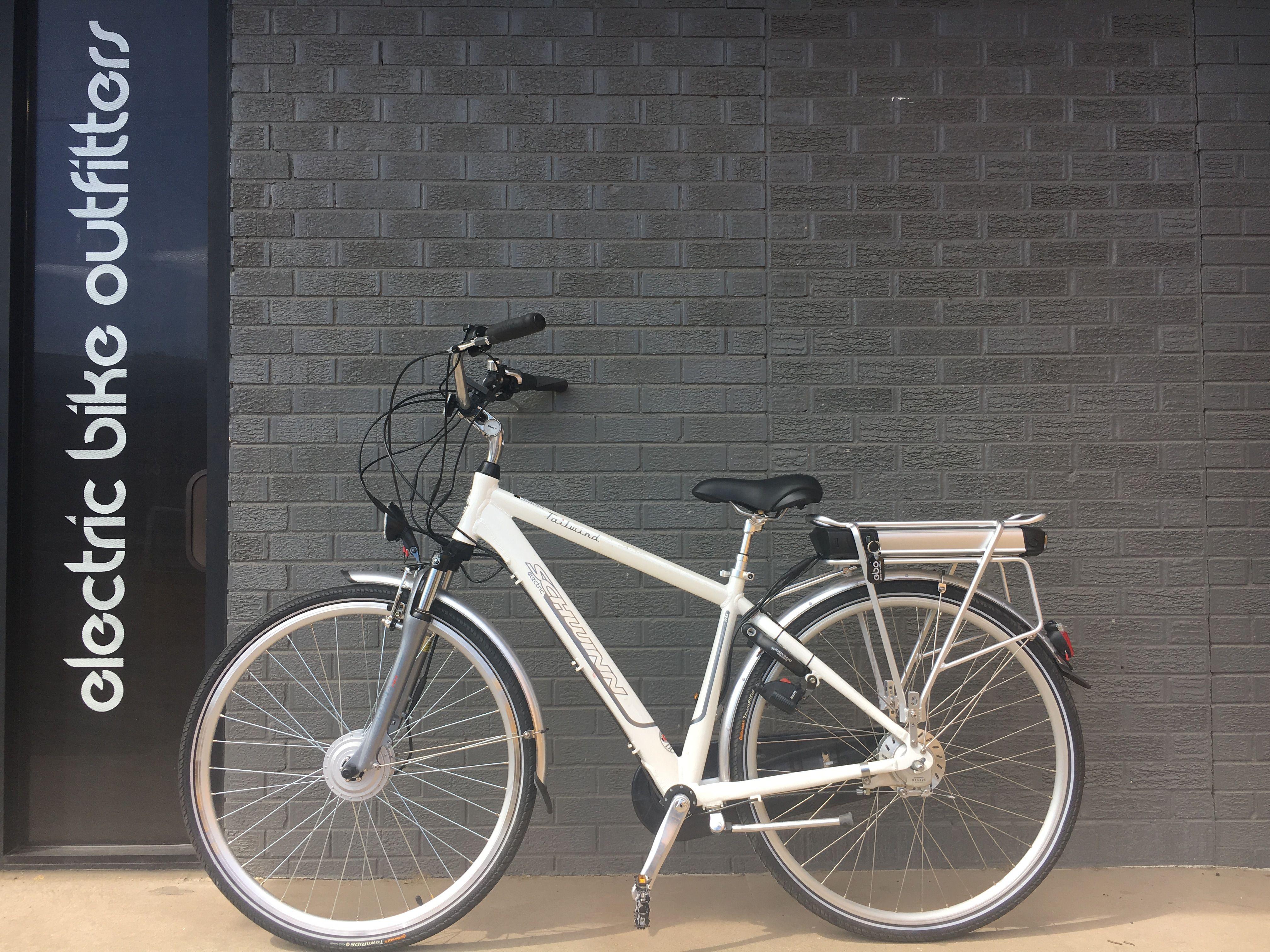 Ebo Cruiser Electric Bike Conversion Kit Installed On A Hp Gekko Fx For Adaptive Adventures Adaptive Adventure Electric Bike Conversion Electric Bike Catrike
