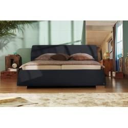 Leatherette upholstered beds -  Tom Tailor »Classic Button« upholstered bed, black, H2 Tom TailorTom Tailor  - #beds #homedecorquotes #leatherette #upholstered