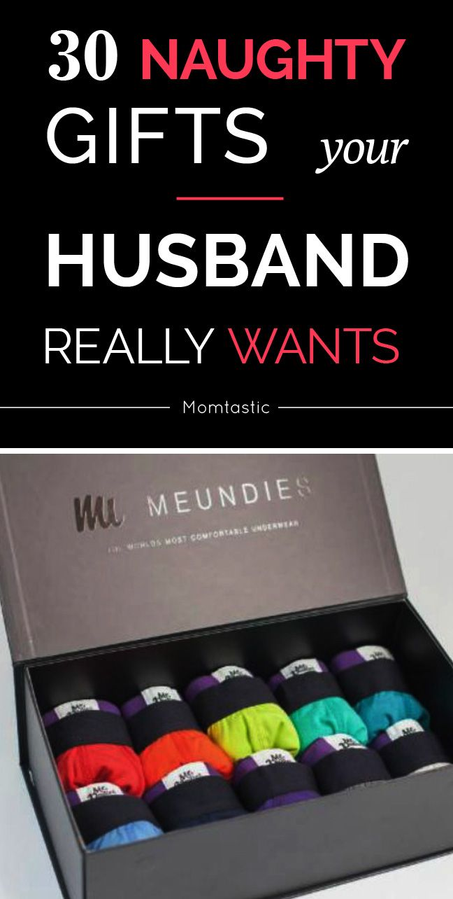 sexy gifts for husband
