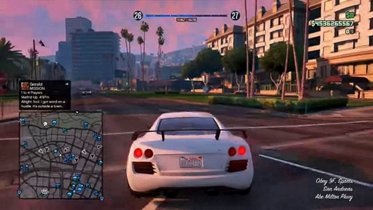Gta 5 Online How To Duplicate Cars Money Glitch Tutorial