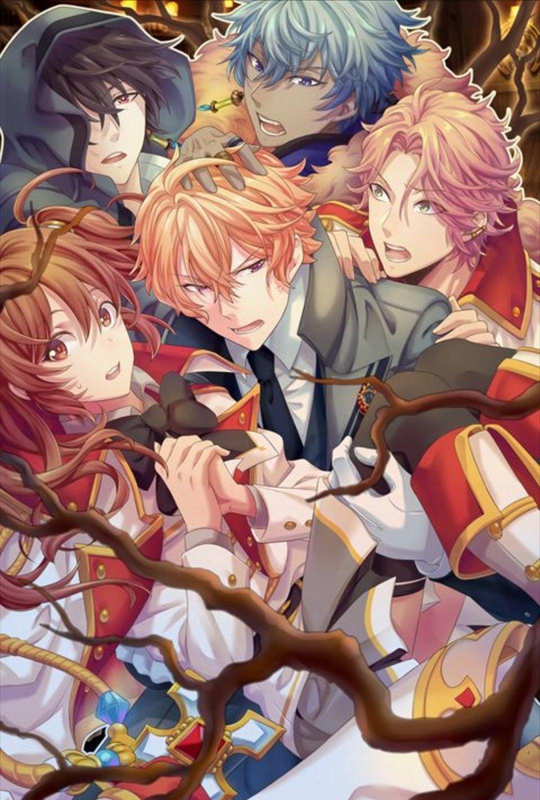 Klaus goldstein anime love story anime