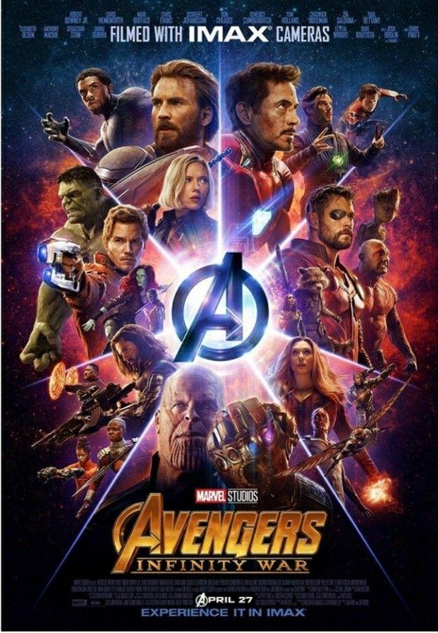 Avengers: Infinity War (Hindi Upcoming)