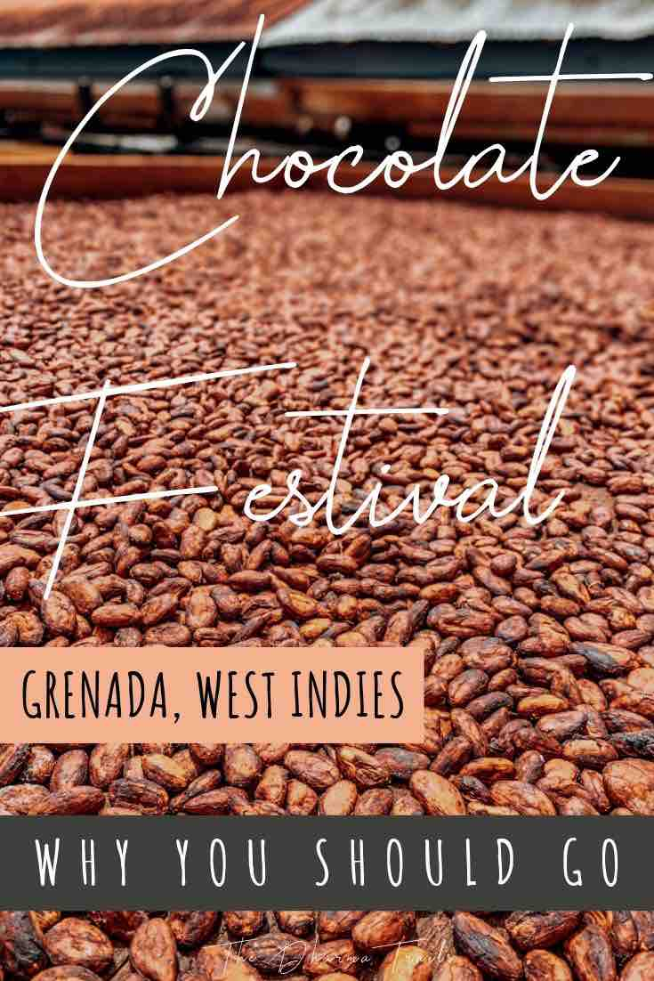 One of the best things to do in Grenada, West Indies is the Chocolate festival week. Enjoy the spice...