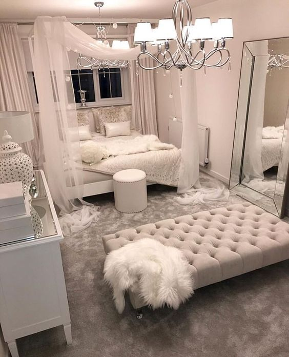 These Bedroom Ideas Will Look Great And Provide You With The Relaxing Haven That You Need Read More To Discover Bedroom Decoratin Bedroom Decor Cozy Home Decorating Girl Bedroom Designs