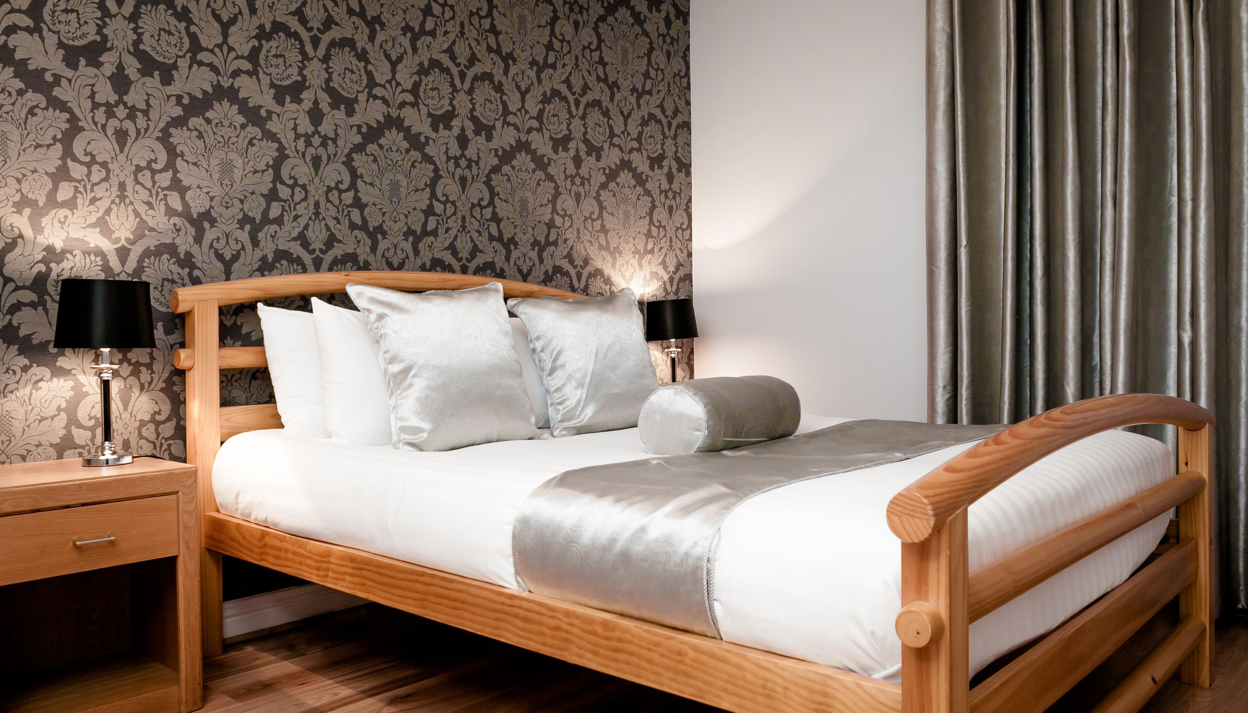Amberley Apartment bedroom