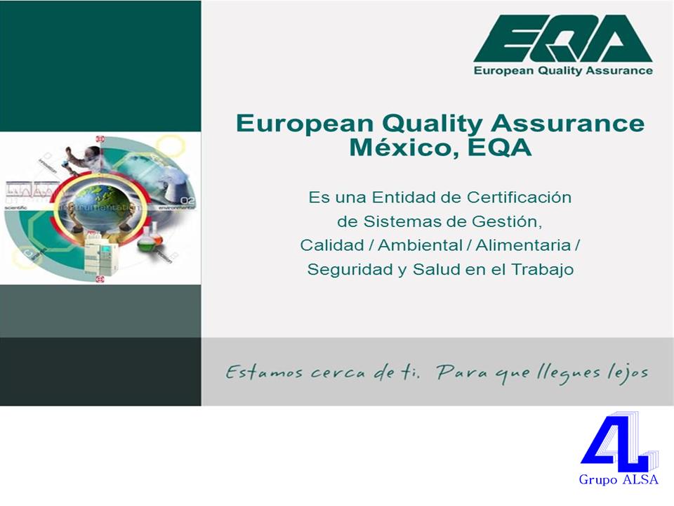 #ConstructoraVeracruz En Grupo ALSA, contamos con la certificación OHSAS 18001-2007. LA MEJOR CONSTRUCTORA DE VERACRUZ. Nuestro compromiso con la seguridad y salud de los trabajadores, nos permitió obtener la certificación OHSAS 18001-2007, la cual es otorgada por la European Quality Assurance México, EQA. Le invitamos a comunicarse con nosotros a los números telefónicos 01(229)9225563 y 01(229)9225292, ¡será un gusto atenderle! www.grupoalsa.com.mx