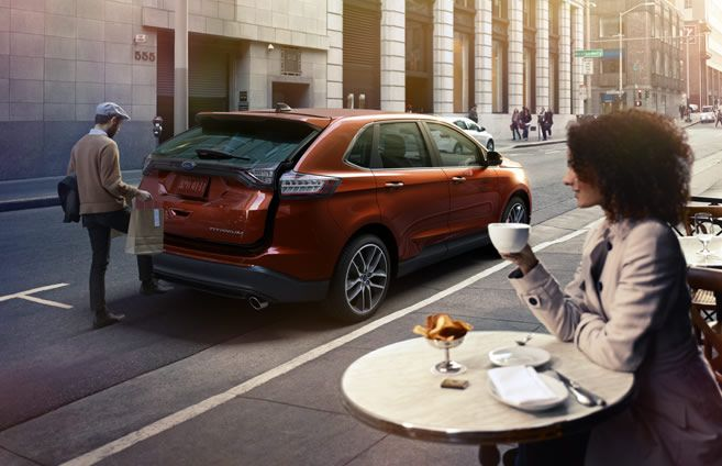 hands free liftgate ford edge pinterest ford edge. Black Bedroom Furniture Sets. Home Design Ideas