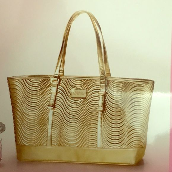 dfa8551cd590 Brand new Versace tote Brand new Authentic Versace gold Tote Versace Bags  Totes