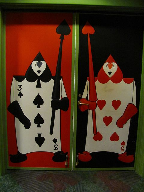 card guard doors at world of disney by castles capes. Black Bedroom Furniture Sets. Home Design Ideas