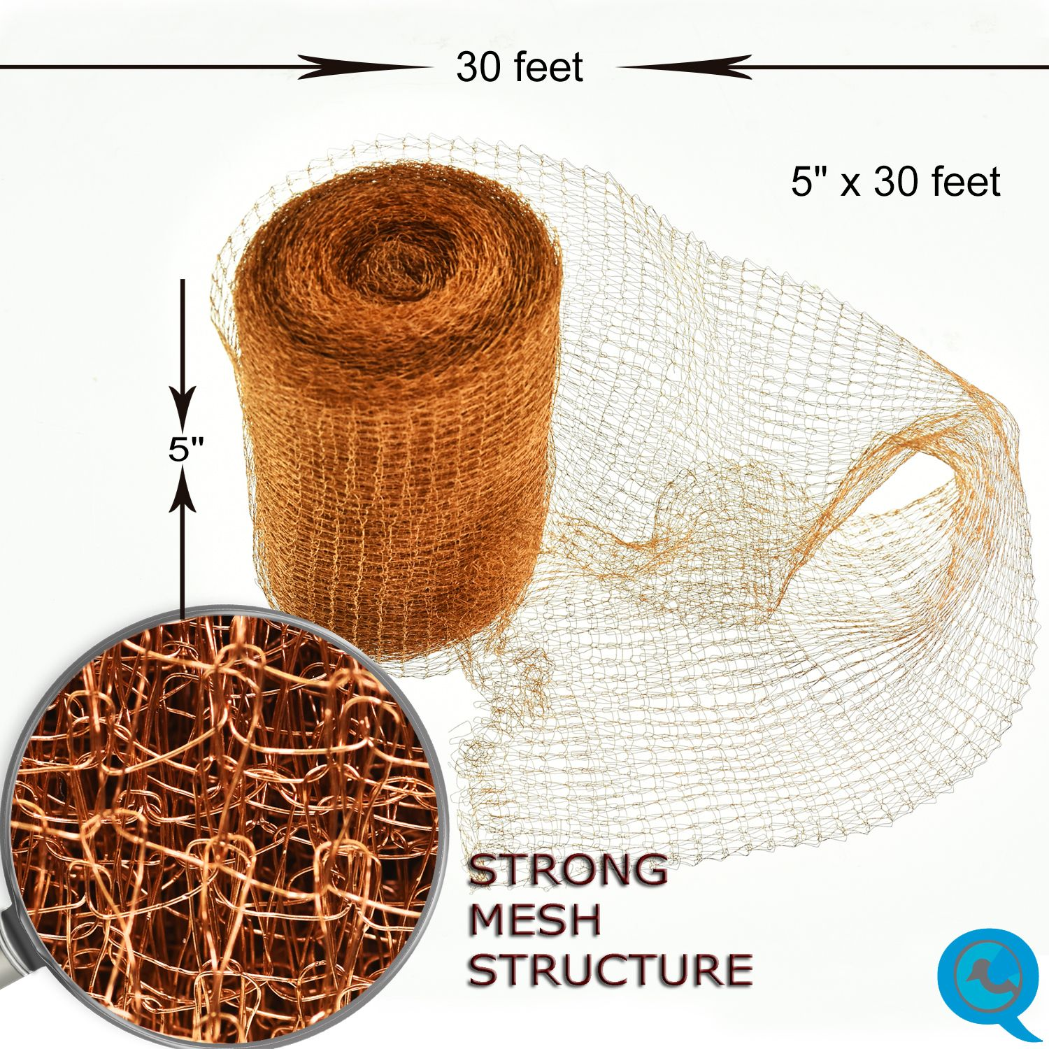Pin By Wisely Shopping On Copper Mesh For Pest And Rodent Control Distilling Art Projects Copper Roll Rodents Insect Control