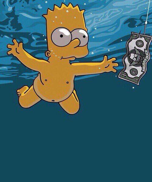 23+ Simpsons wallpaper cool HD