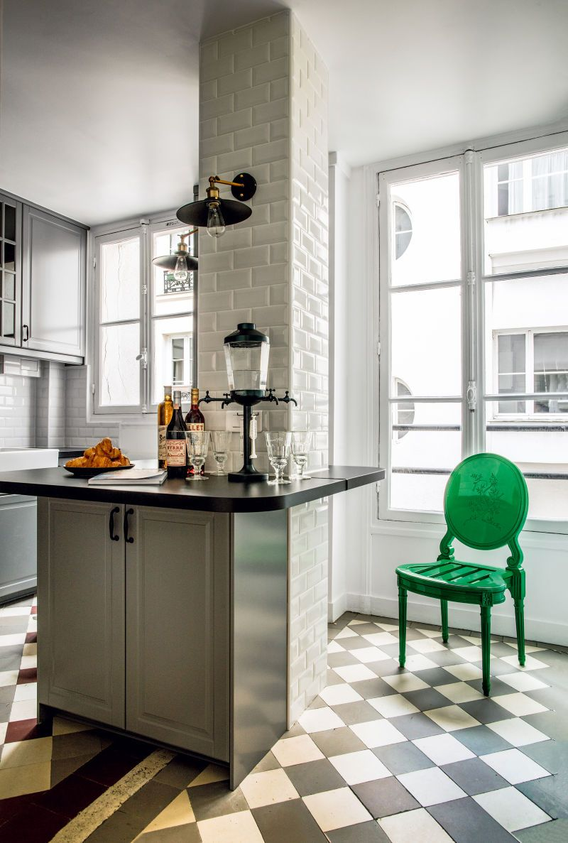 Hilary Swanks Apartment in Paris | Apartments and Spaces