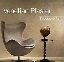 Apply With Roller Then Trowel Valspar Signature Venetian
