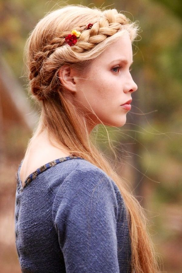Rebekah inspired Hair [The Vampire Diaries: Flashback ... |Rebekah Vampire Diaries Hair