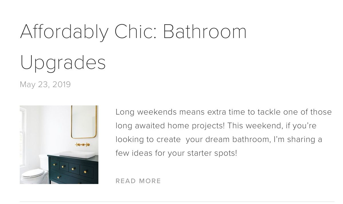Pin by ATLEE + CO Designs on Bathroom | Cool mirrors ...