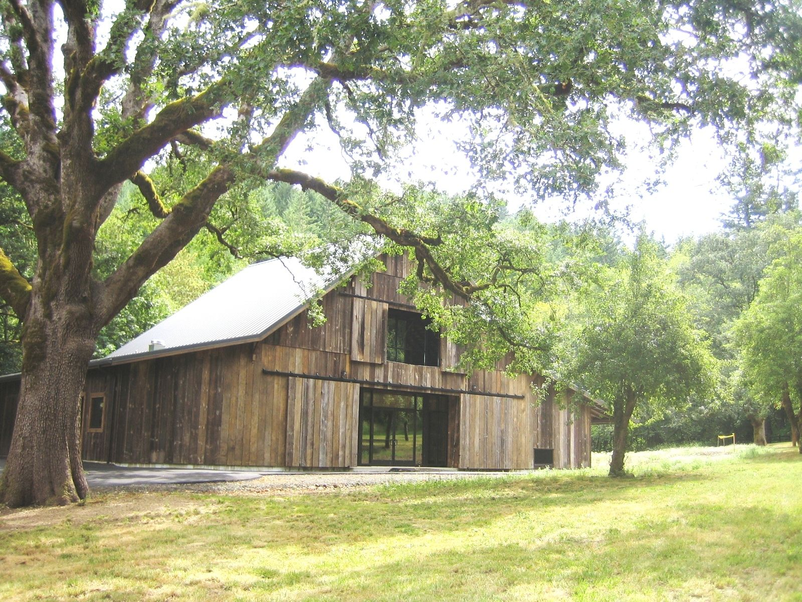 BEAZELL FOREST EDUCATION CENTER in corvallis Forest