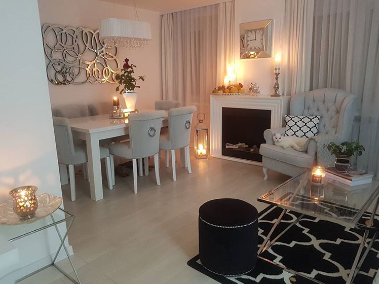 Mieszkanie W Bloku W Stylu Glamour Najpiekniejsze Wnetrza Z Instagrama Twoje Diy In 2021 Girl Bedroom Decor Home Decor Home