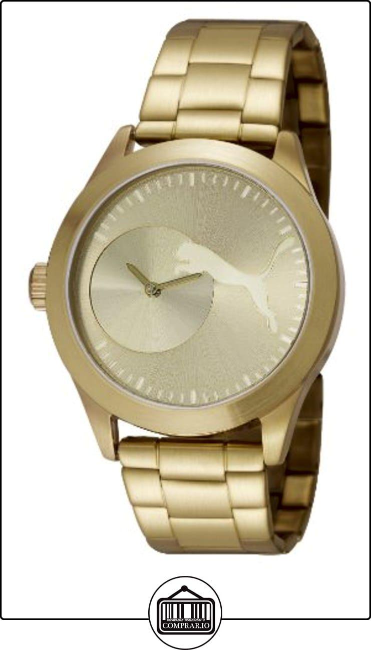 e767f01c2f4f Puma PU103582002 - Reloj de cuarzo unisex