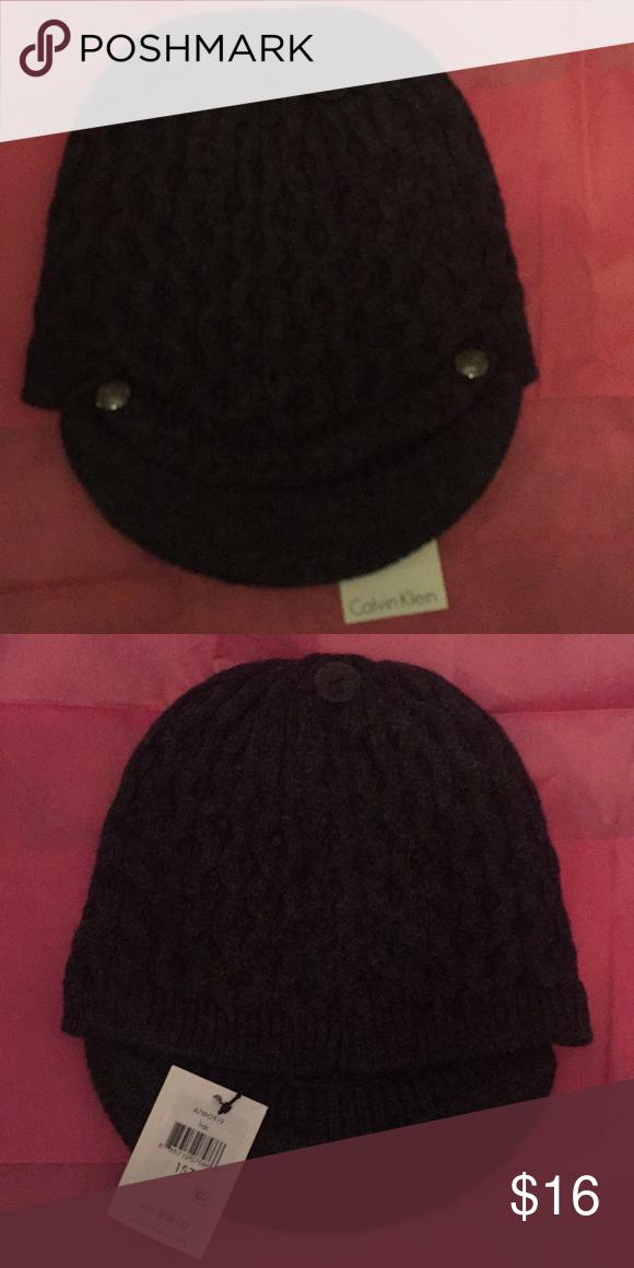fd27649f02d Calvin Klein Hat Calvin Klein Collection Accessories Hats