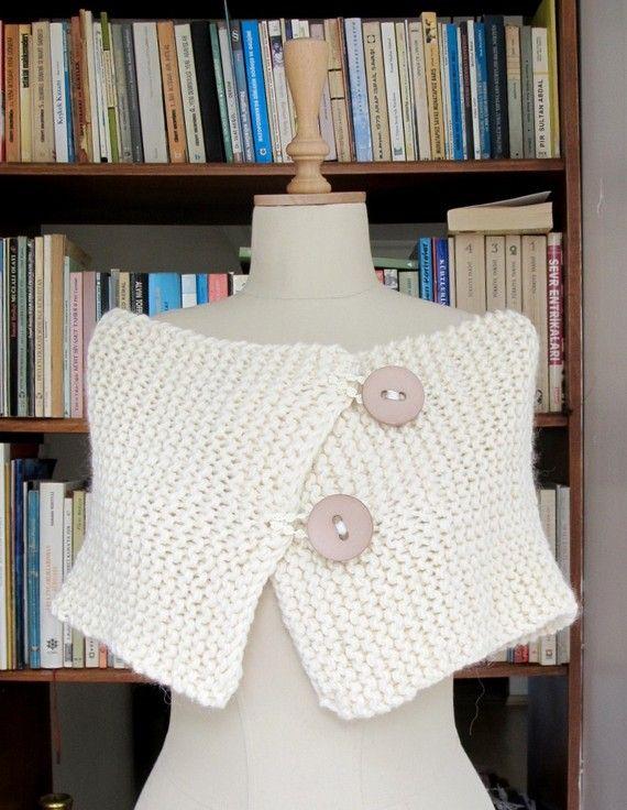 Capas e pelerines | sewing | Pinterest | Knitting, Crochet and Knit ...