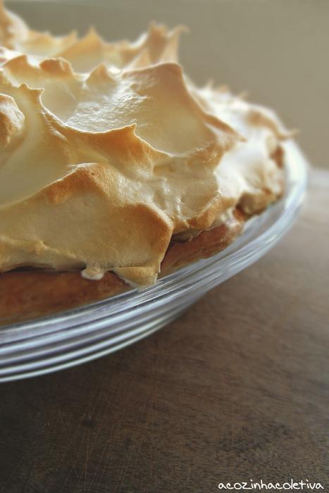 A Cozinha Coletiva: Torta de Tangerina e Merengue
