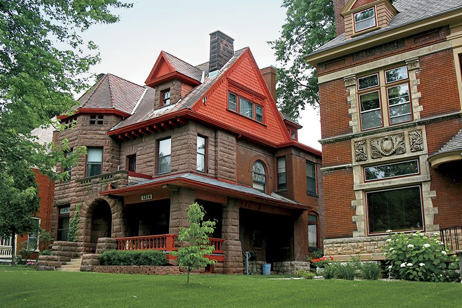 Il quincy old houses victorian homes my dream home