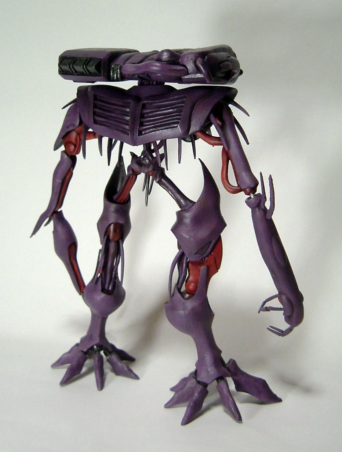 Makoto kobayashi | MECHA REFERENCE | Robots characters, Sci fi