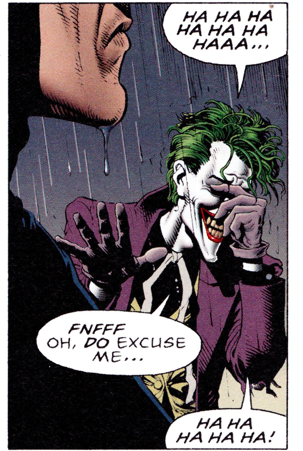 Batman: The Killing Joke Animated Movie Gets R Rating
