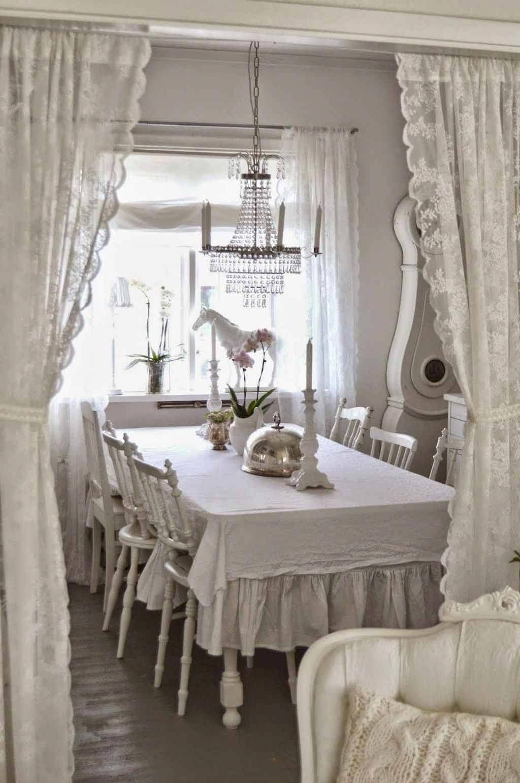 75 Beautiful Shabby Chic Living Room Decor Ideas In 2020 Shabby Chic Dining Room Shabby Chic Dining Chic Dining Room #shabby #chic #living #room #curtains