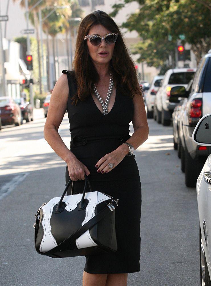 Lisa Vanderpump Givenchy Antigona Bag