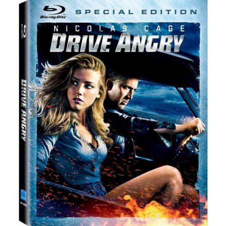 Drive Angry Blu Ray Walmart Com In 2021 Drive Angry Nicolas Cage Streaming Movies