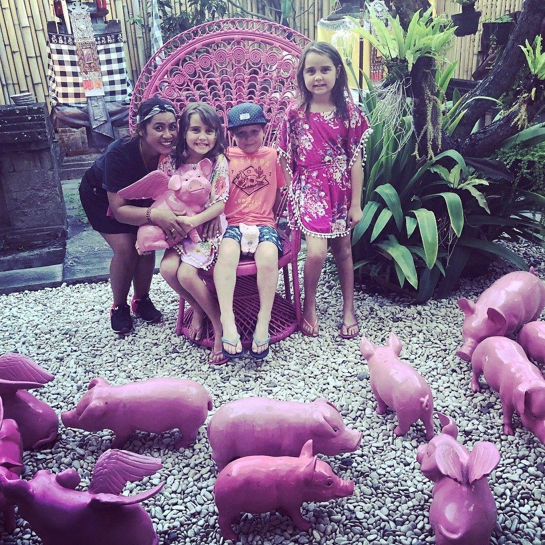 #garden #piggy