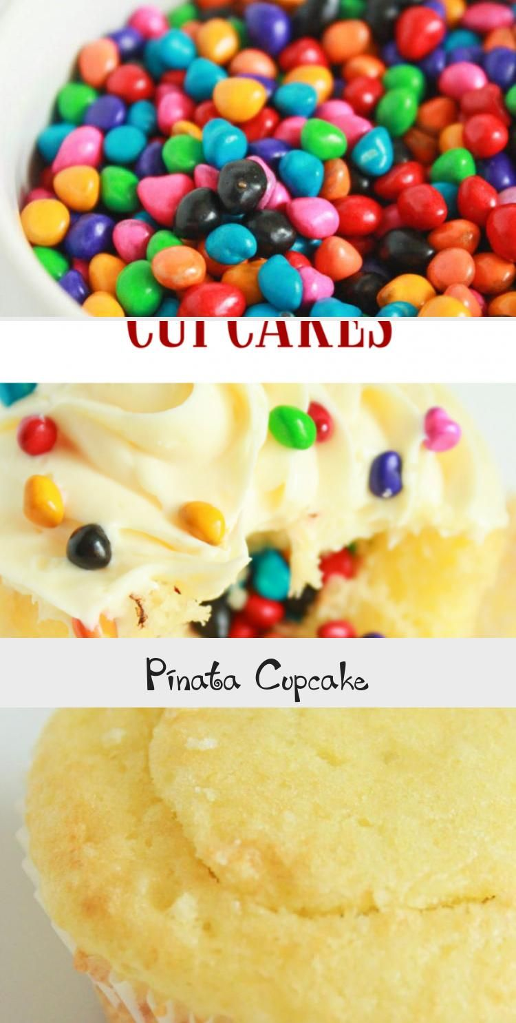 Photo of Learn how to fill a cupcake with different fillings, especially candy to make a …